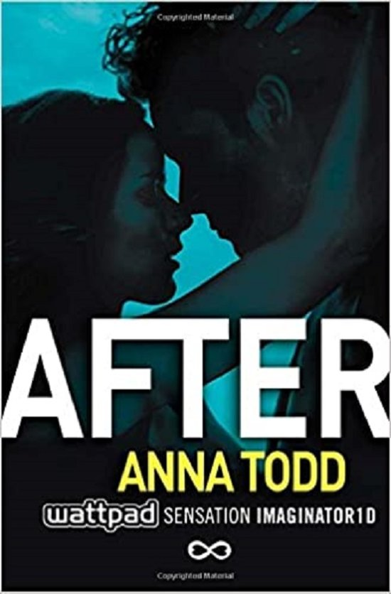 Boek cover After van Anna Todd (Paperback)