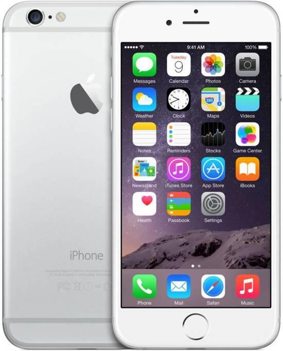 Apple iPhone 6 - 64GB - Zilver in Odoornerveen