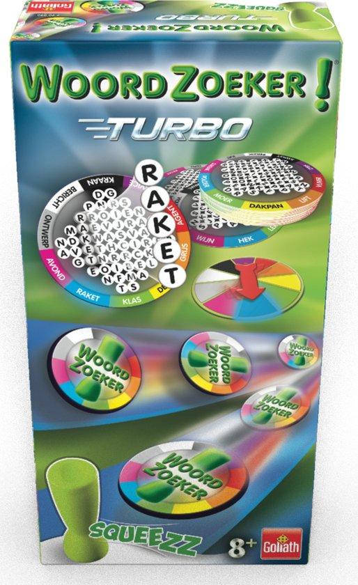 Woordzoeker Turbo