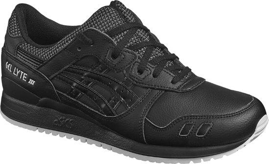 7f93f519a4a bol.com | Asics Gel Lyte III HL701-9090, Mannen, Zwart, Sneakers ...