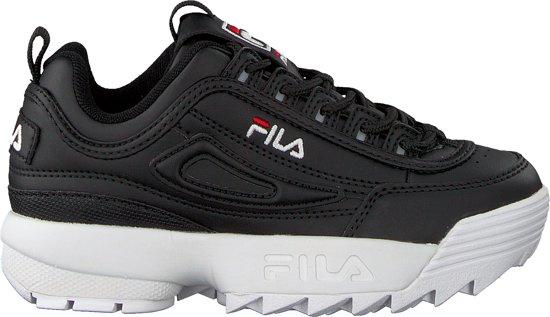 93b93d70cb2 bol.com | Fila Jongens Sneakers Disruptor Kds - Zwart - Maat 28