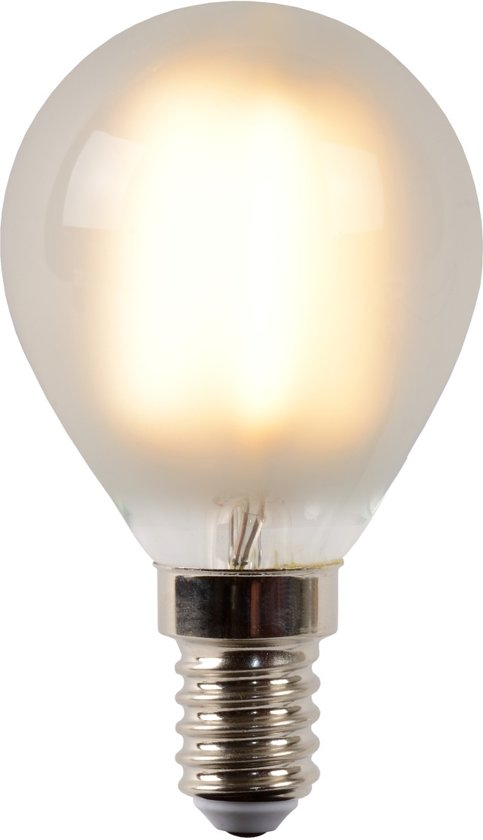 Lucide LED BULB - Filament lamp - Ø 4,5 cm - LED Dimb. - 1x4W 2700K - mat