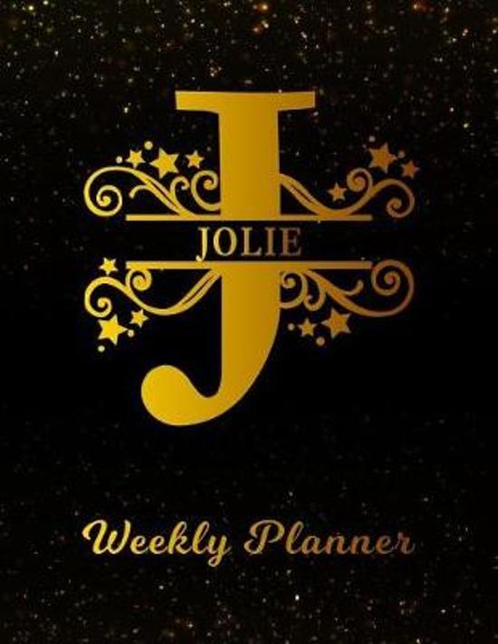 Jolie Weekly Planner