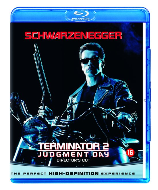 Cover van de film 'Terminator 2: Judgment Day'