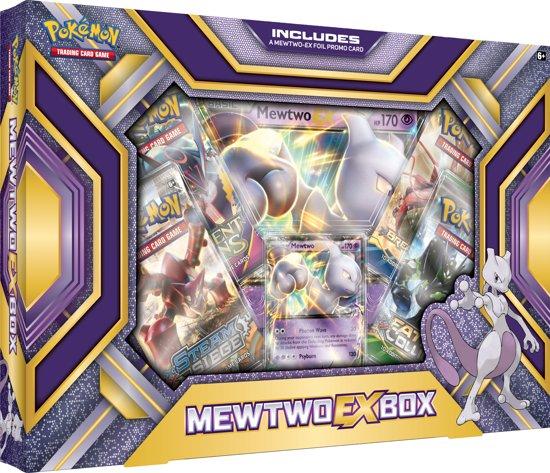 Afbeelding van het spel Pokémon kaarten - Trading Card Game - Mewtwo EX Box C12