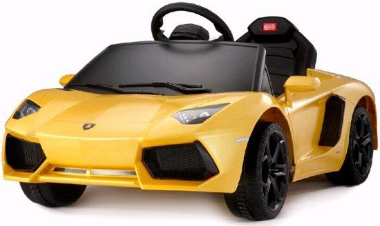 Bol Com Lamborghini Elektrische Auto Rastar Lamborghini