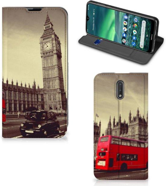 Nokia 2.3 Book Cover Londen