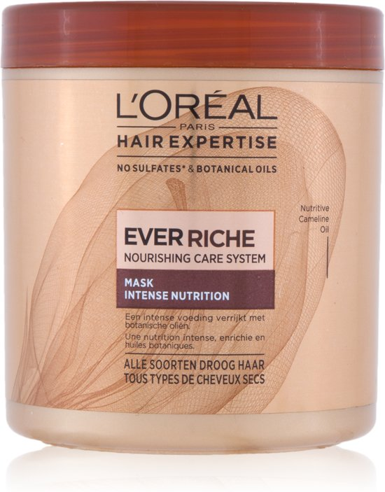 L'Oréal Paris Hair Expertise EverRiche - 200ml - Haarmasker