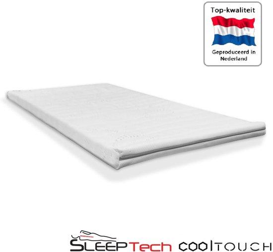 SleepTech Topper - HR Koudschuim - 180x200