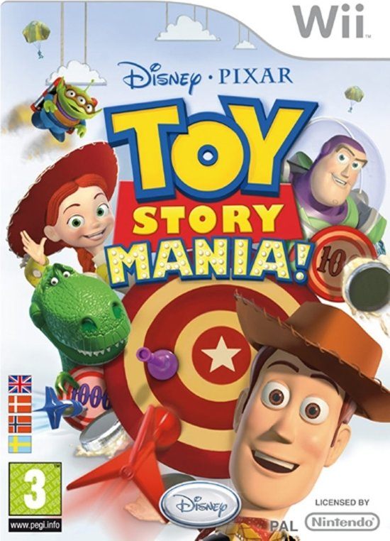 Toy Story Mania! 3D