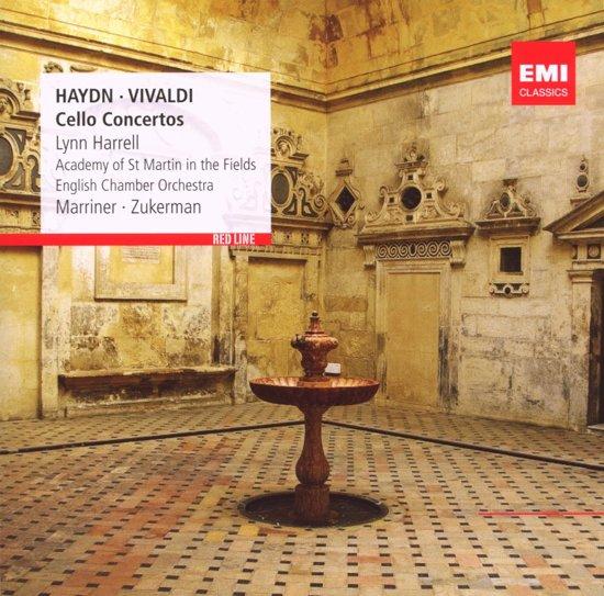 Haydn & Vivaldi: Cello Concert