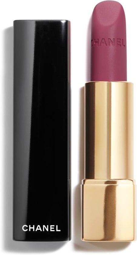 Chanel Rouge Allure Velvet Matte Lipstick Lippenstift - 47 L'amoureuse