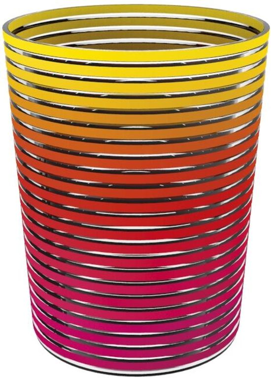 ZaK!Designs Swirl IJsemmer - Diameter 15 cm - Hoogte 20 cm. - Assorti