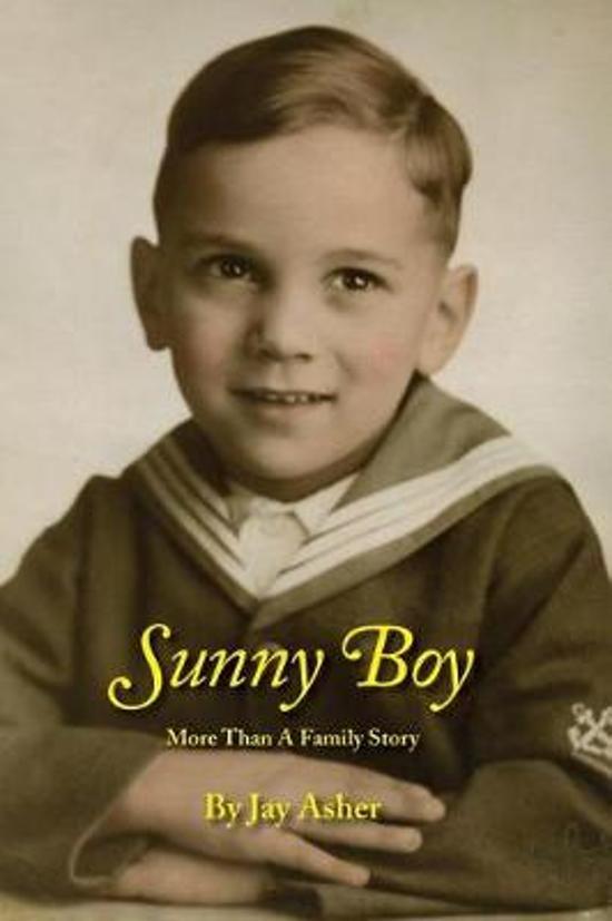 Boek cover Sunny Boy van Jay Asher (Paperback)