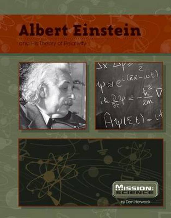 an introduction to the life and career of albert einstein The career of albert einstein the final lecture climaxed with his introduction of an equation that replaced newton's law of gravity, einstein's field equations.