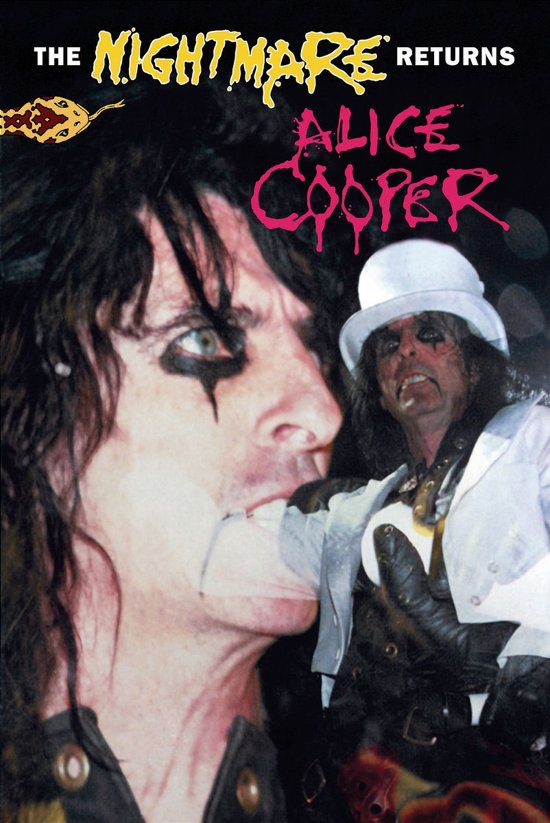 Alice Cooper - Nightmare Returns