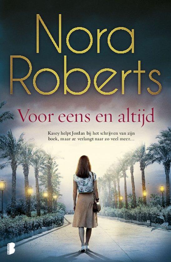 Boek cover Voor eens en altijd van Nora Roberts (Paperback)