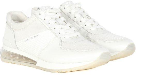 794f878fdd8 bol.com | Michael Kors Sneakers Allie Trainer - Wit