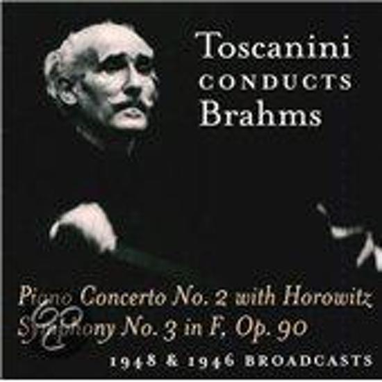 Toscanini Conducts Brahms