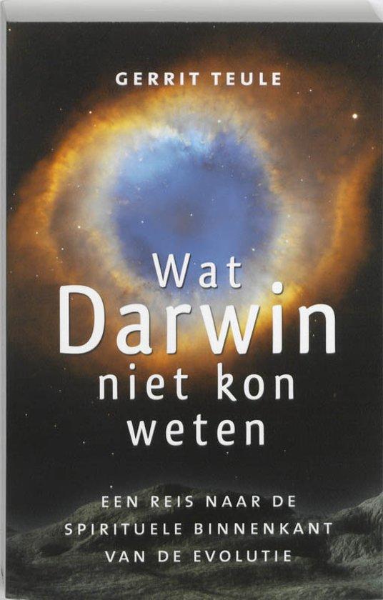 Wat Darwin niet kon weten