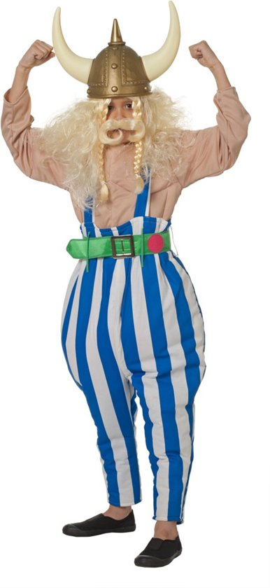 Carnavalskleding Obelix Noorman kostuum kind Maat 116