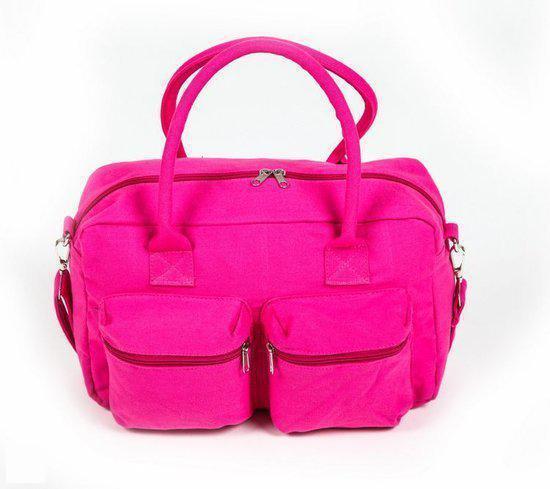 Adventure Bags - Schoudertas - Cotton - Roze