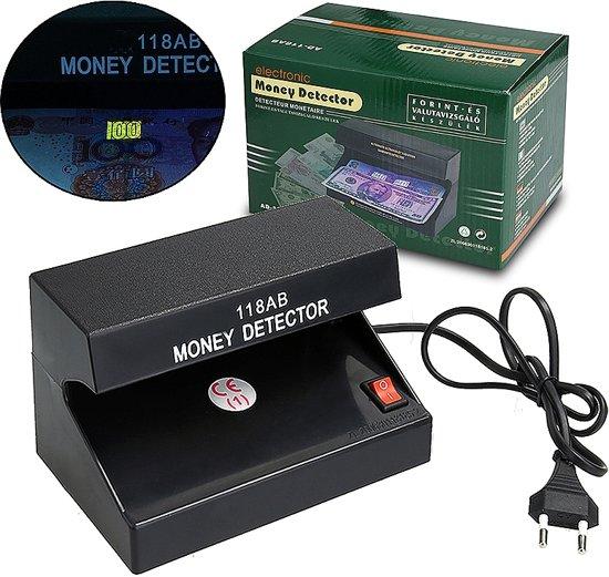 Goede bol.com | Valsgeld Detector / Scanner - Vals Geld Controle UV LED JB-95