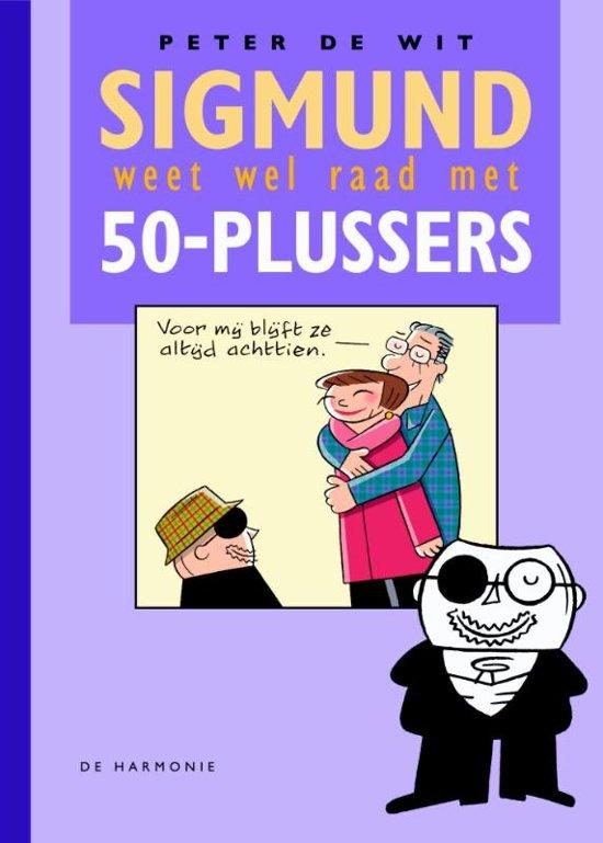 Sigmund weet wel raad met 50-plussers