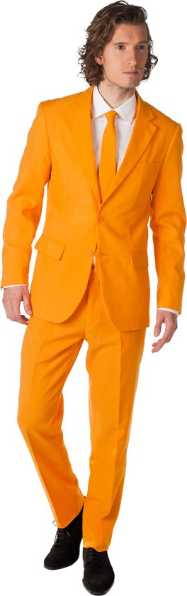 OppoSuits The Orange - Kostuum - Maat 48