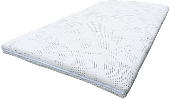 Slaaploods Topmatras Deluxe - Koudschuim - Dikte: 8 cm