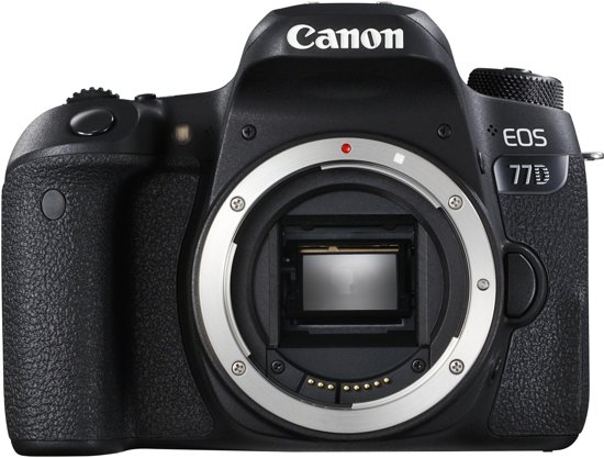 Canon EOS 77D - Body