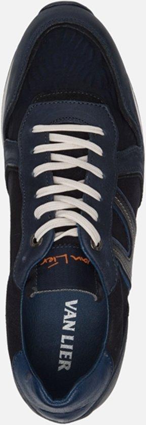 Heren Lier 1857500 45 Sneakers Blauw Van Maat 0gnR8TTz