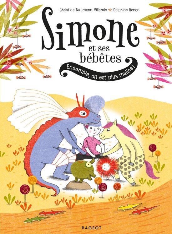 Simone et ses bébêtes - Ensemble, on est plus malins !