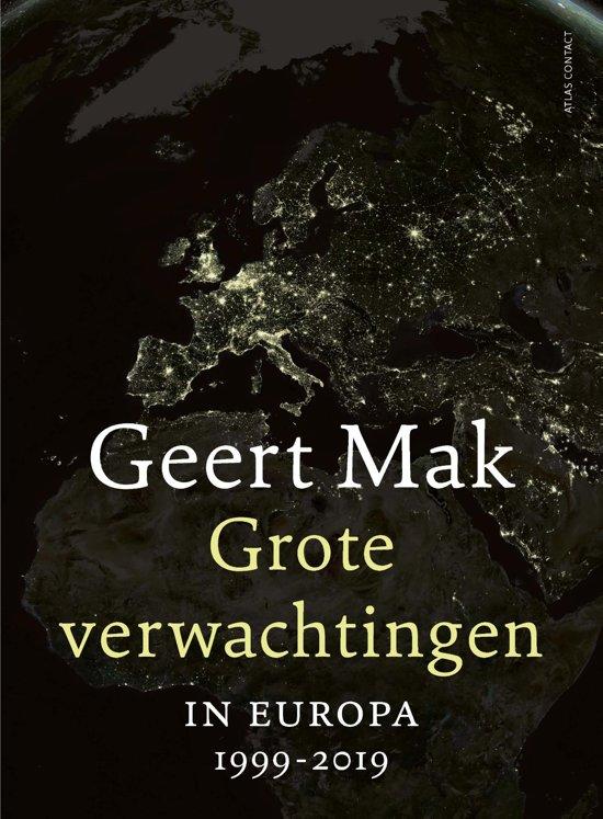 Boek cover Grote verwachtingen van Geert Mak (Onbekend)