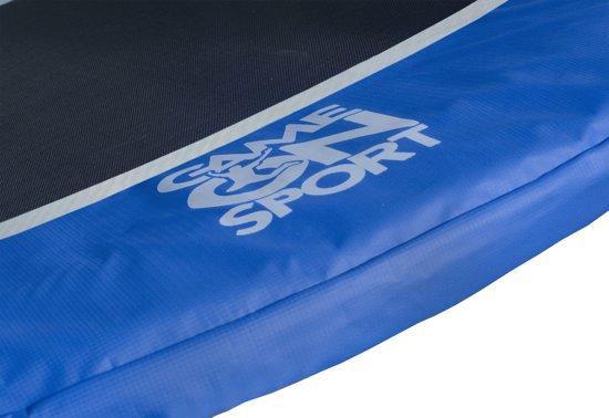 Game On Sport Trampoline Jumpline 183 blauw