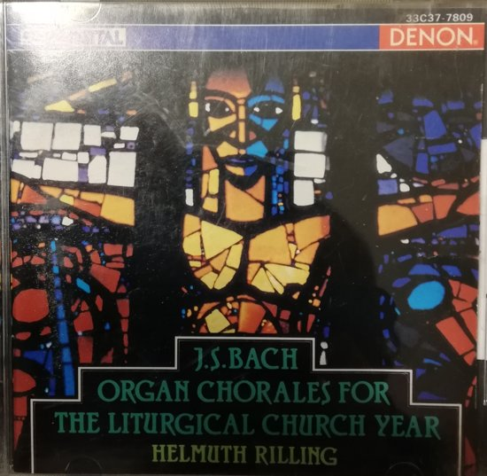 J.S. Bach: Organ Chorales for the Liturgical Church Year