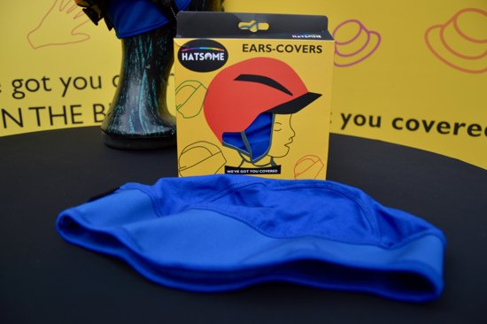 Hatsome Ear-covers (S/M) Royal blue