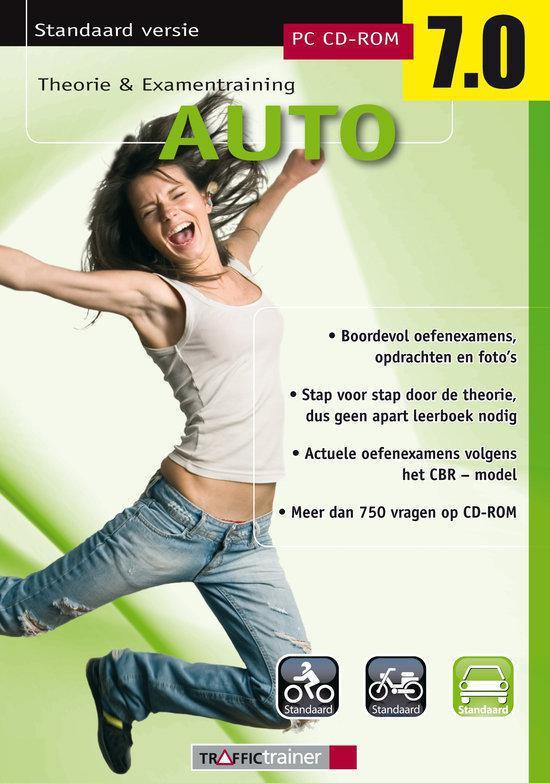 Educontract Auto Theorie en Examen Training 7.0 Standaard - Nederlands