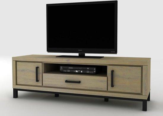 Bol.com tv kast baltimore in beaufort eik 160 cm