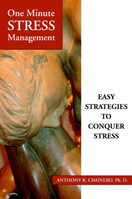 One Minute Stress Management