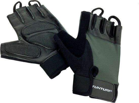 Tunturi Fit Pro gel - Fitness Gloves - Fitness handschoenen - Sporthandschoenen - Maat M