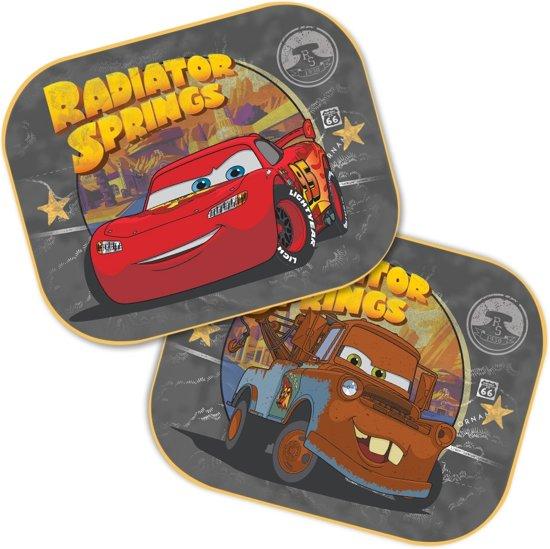 Auto Zonnescherm van Disney Cars-grijs