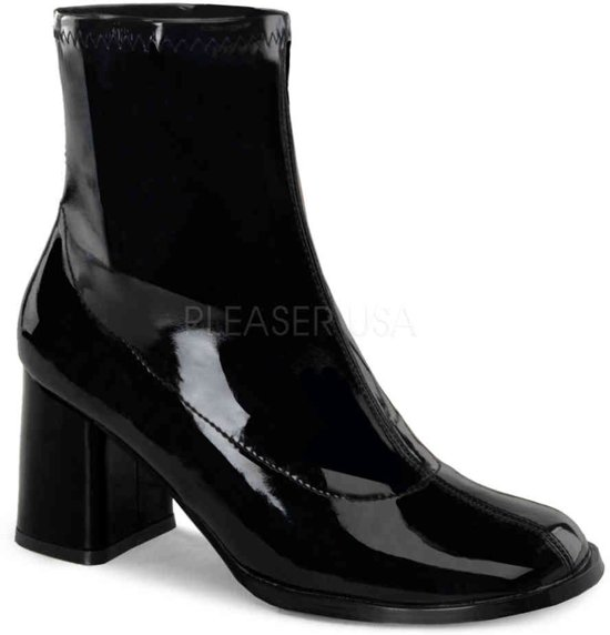 Block 3 Ankle 9Gogo Heel 39Us Boot Eu 150 Gogo 7ybf6gY