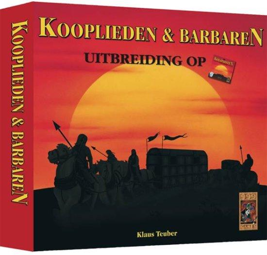 De Kolonisten Van Catan - Kooplieden & Barbaren Uitbreiding - Bordspel