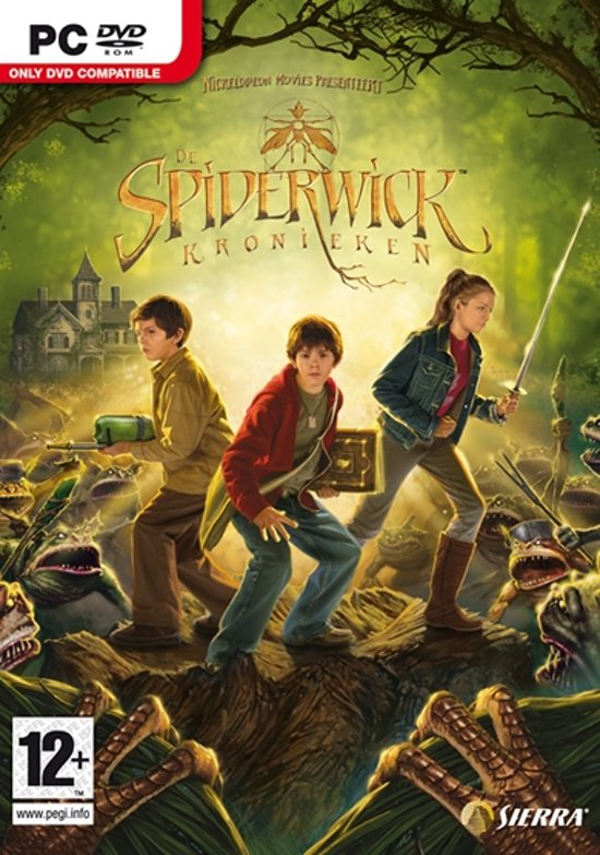 The Spiderwick Chronicles - Windows