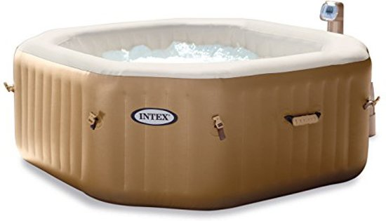 Intex 28414 Jacuzzi 'Pure Spa bubble therapy' 201cm x 71cm - Opblaasbare Jacuzzi