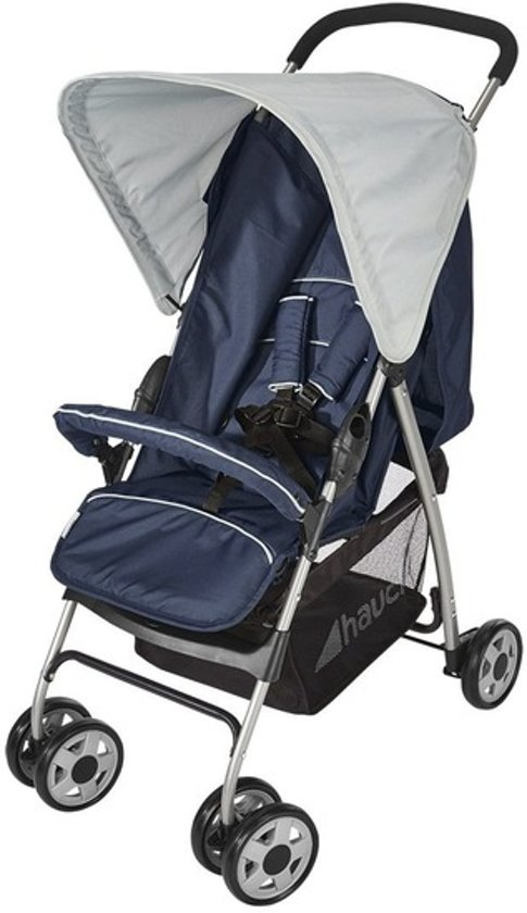 hauck sport s buggy grey blue. Black Bedroom Furniture Sets. Home Design Ideas