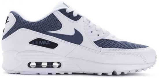 nike air max 90 essential sneakers heren blauw