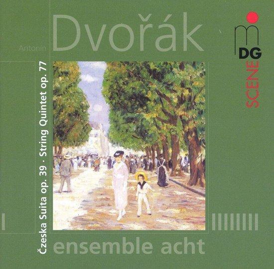 Czeska Suite Op39 & String Quintet