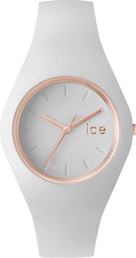 Ice-Watch IW000977 Horloge - Siliconen - Wit - 38 mm